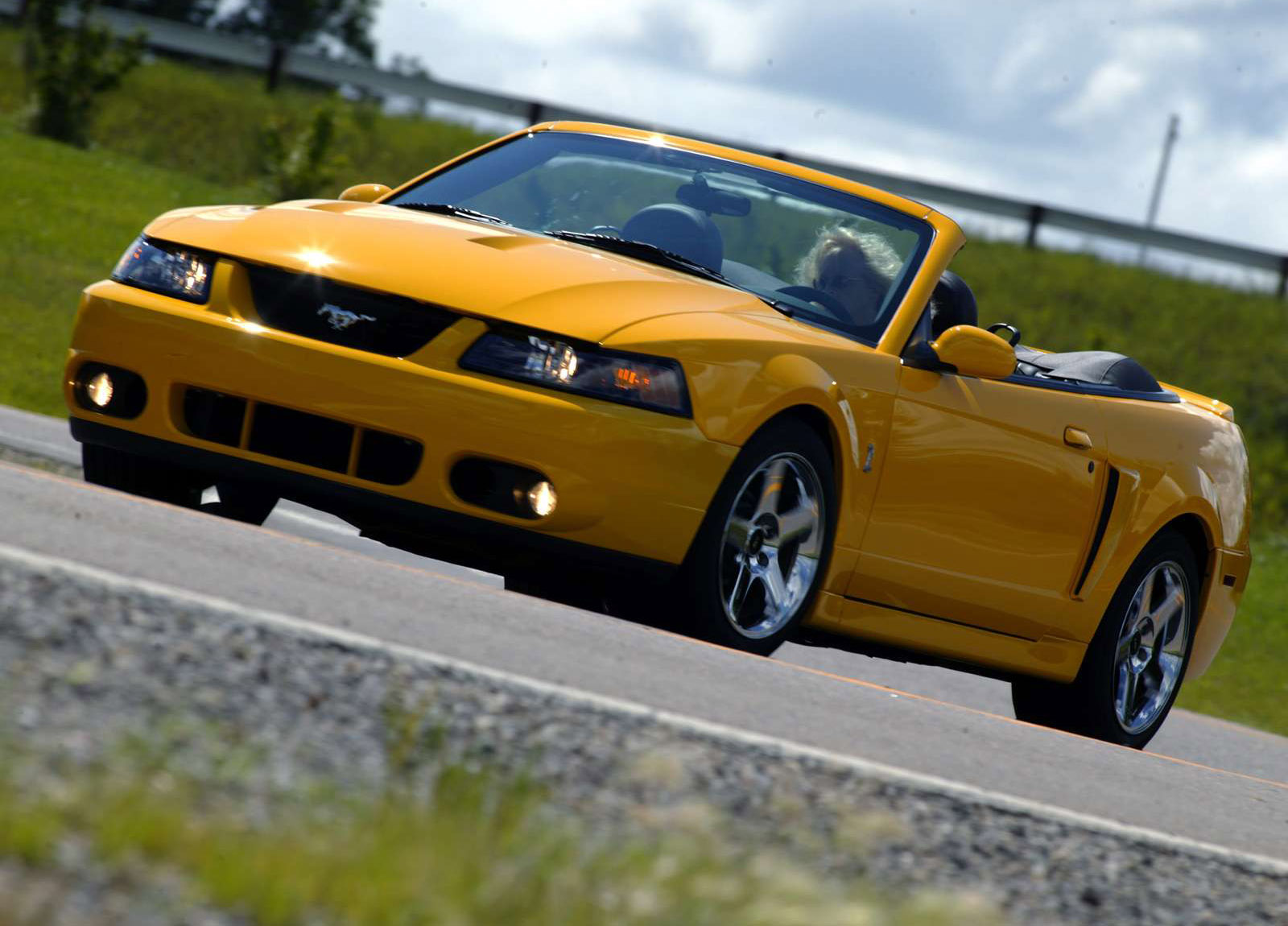 Ford Mustang Gt Convertible 2017 >> 2004 Ford Mustang SVT Cobra Convertible - HD Pictures @ carsinvasion.com