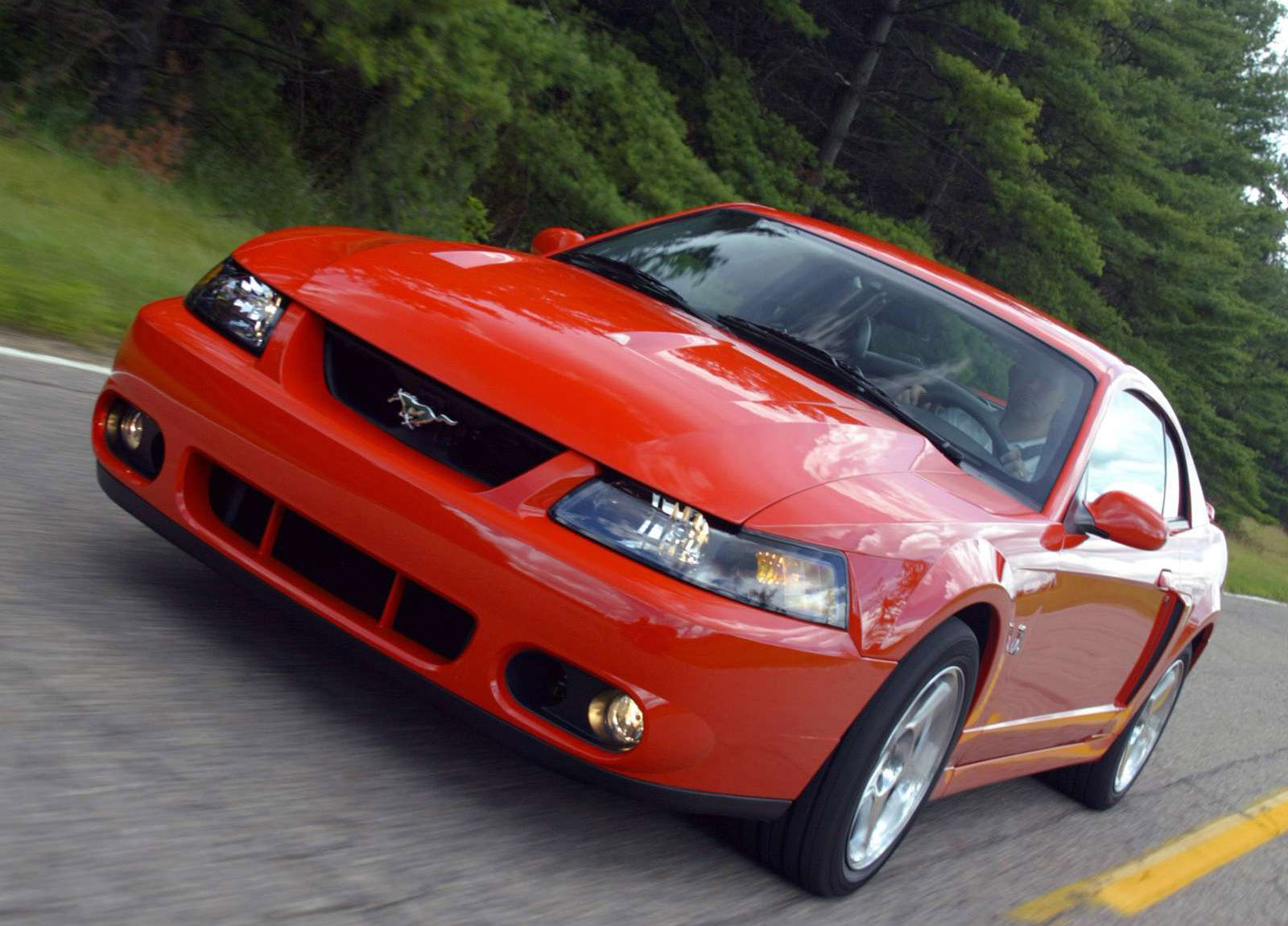 2004 Ford Mustang Svt Cobra Hd Pictures Carsinvasion Com