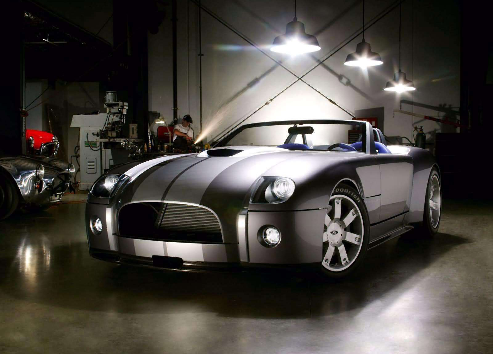 Ford Shelby Cobra Concept photo #1