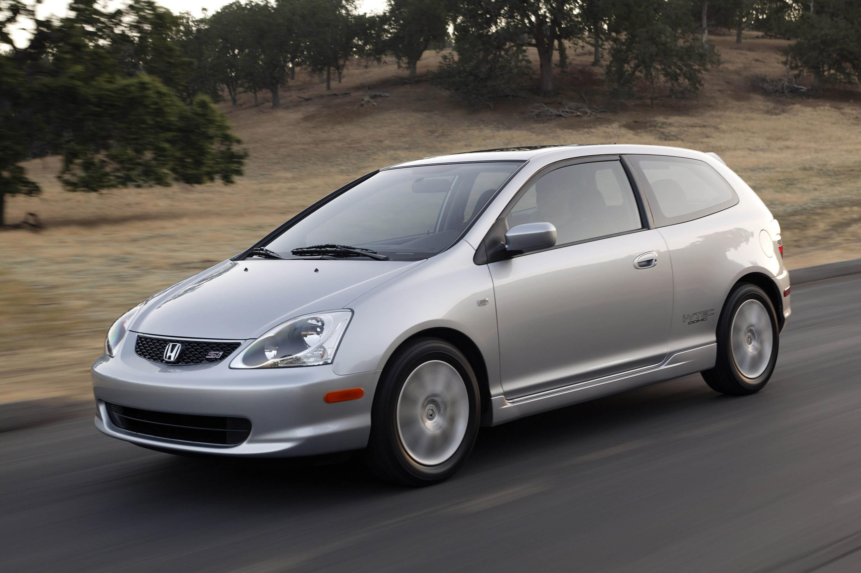 2004 Honda Civic Si