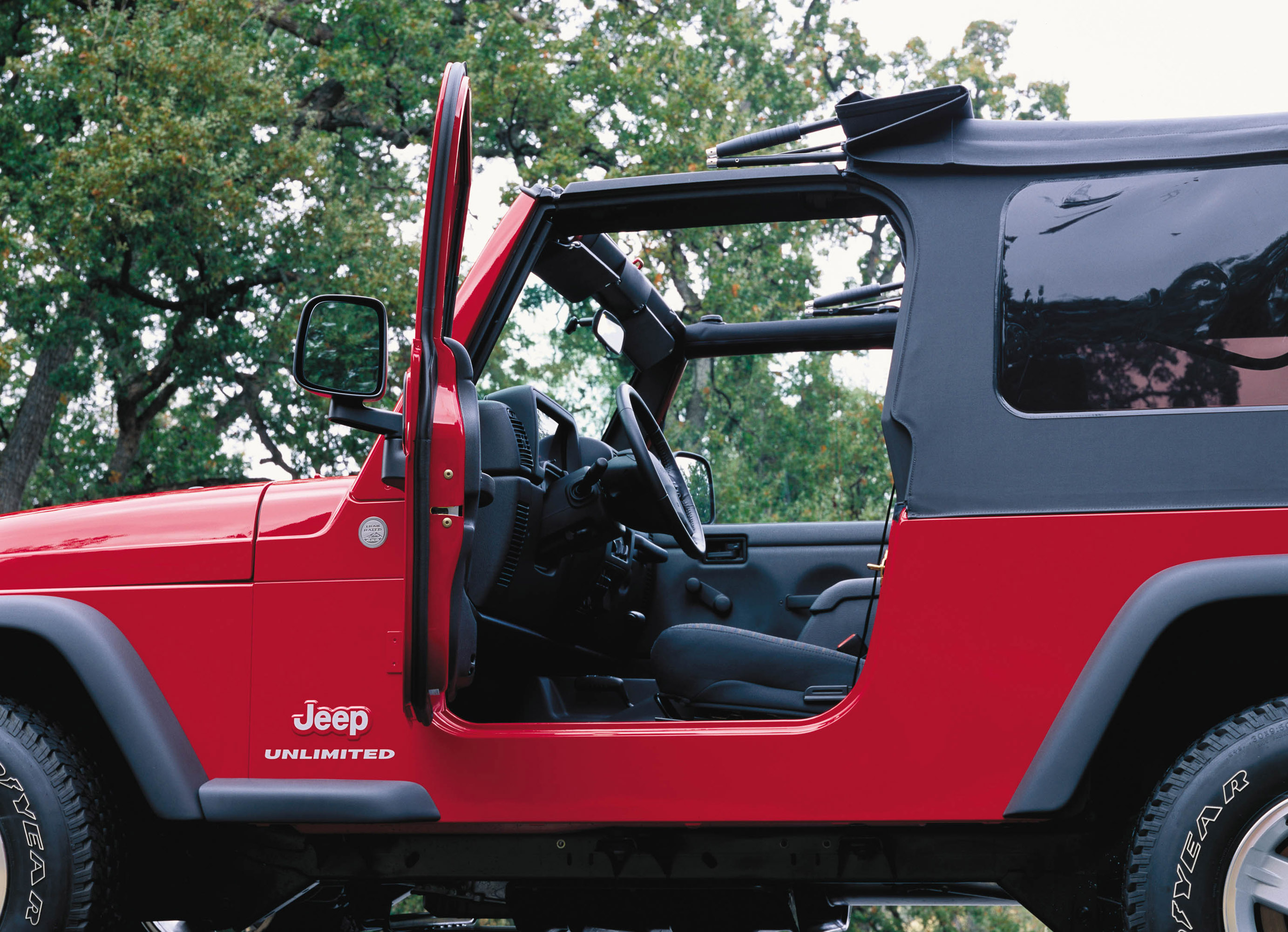 2004 Jeep Wrangler Unlimited Thumbnail Photo 59567