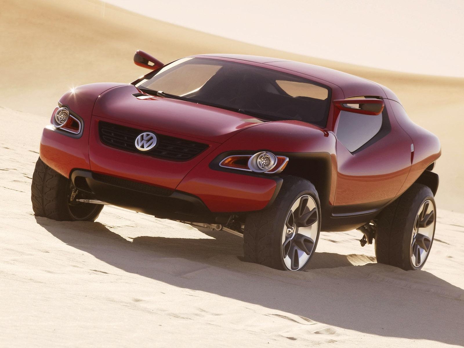 Volkswagen Concept T photo #1