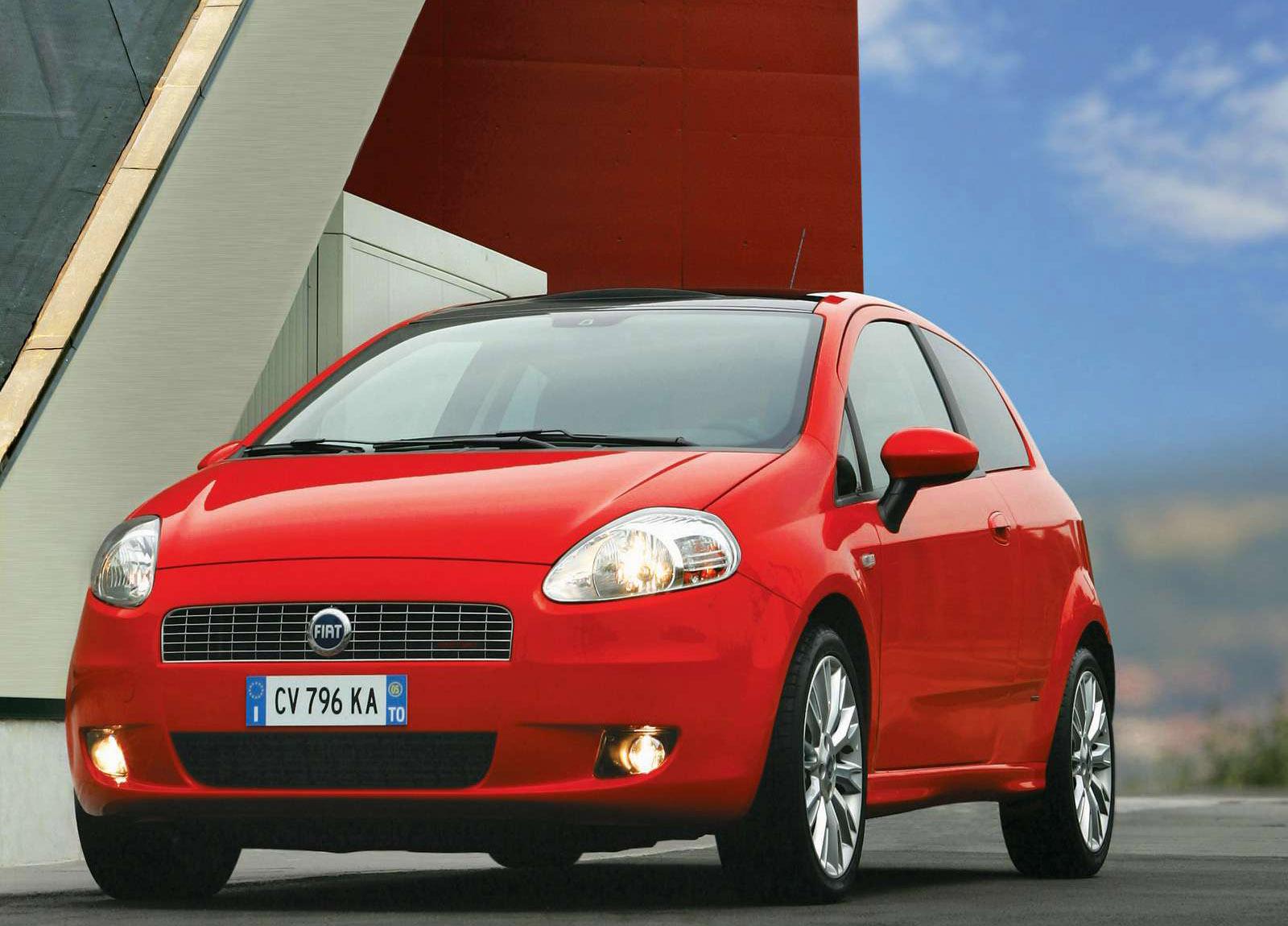 2005 Fiat Grande Punto Hd Pictures Carsinvasion Com
