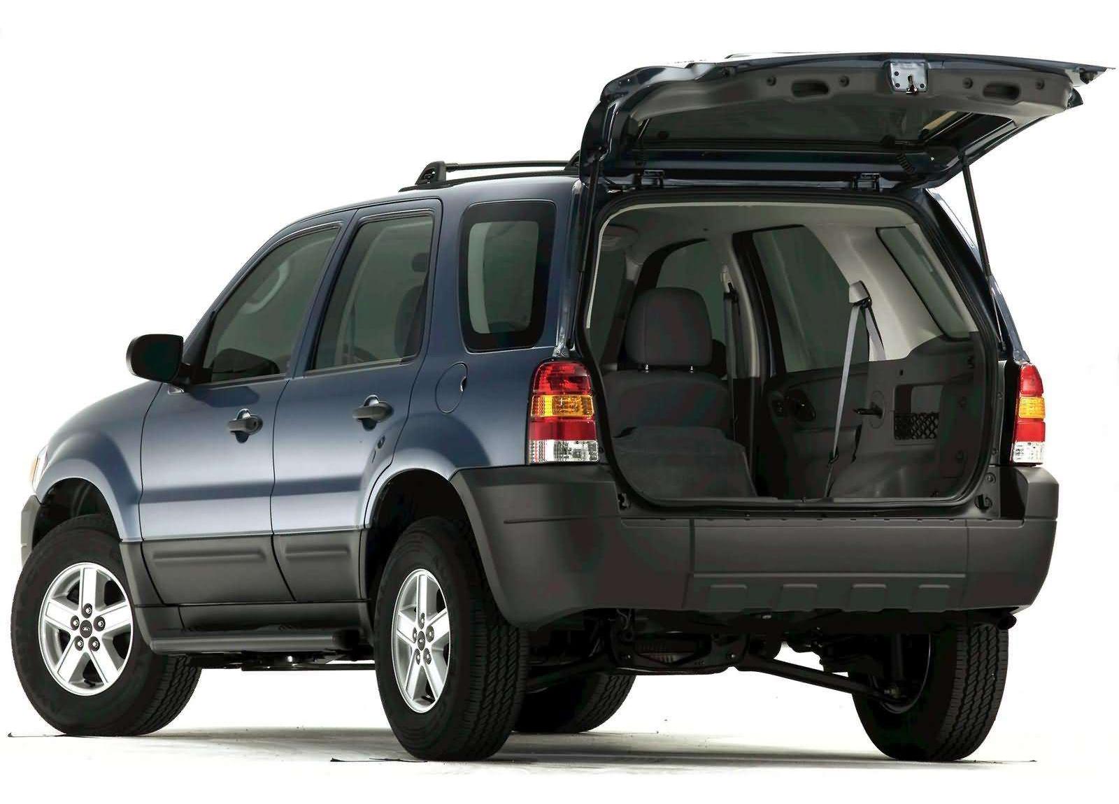 2005 Ford Escape Hd Pictures Carsinvasion Com