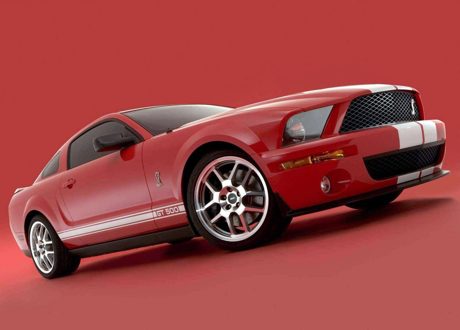 Ford Mustang Cobra 2005 2005 Ford Shelb...