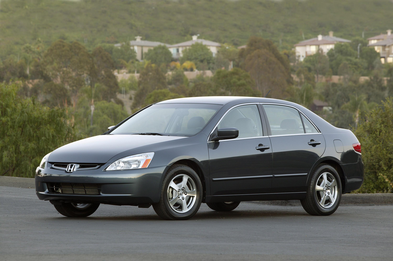 2005 Honda Accord Hybrid Hd Pictures Carsinvasion Com