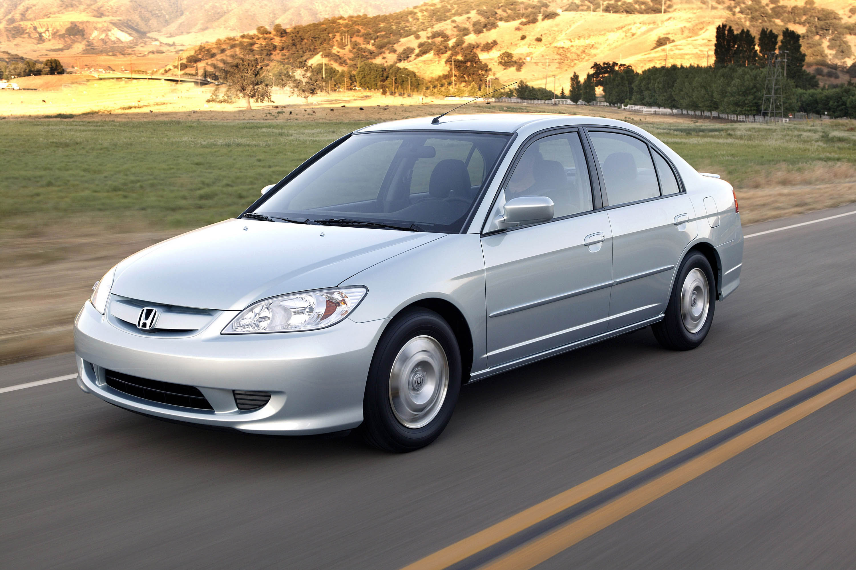 2005 Honda Civic Hybrid Thumbnail Photo 72482