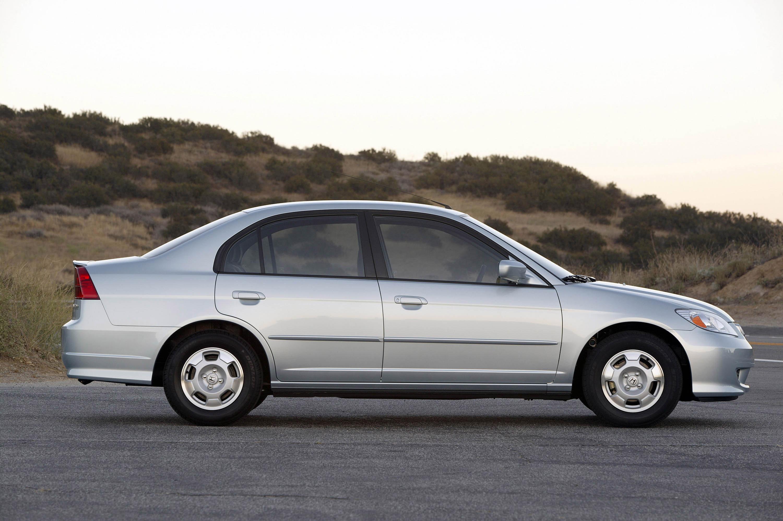 2005 Honda Civic Hybrid Thumbnail Photo 72483