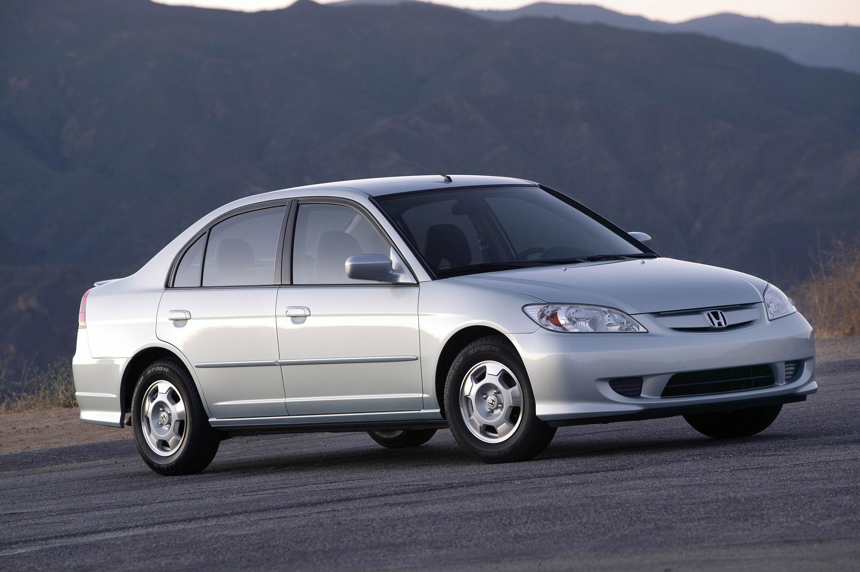 2005 Honda Civic Hybrid - HD Pictures @ carsinvasion.com
