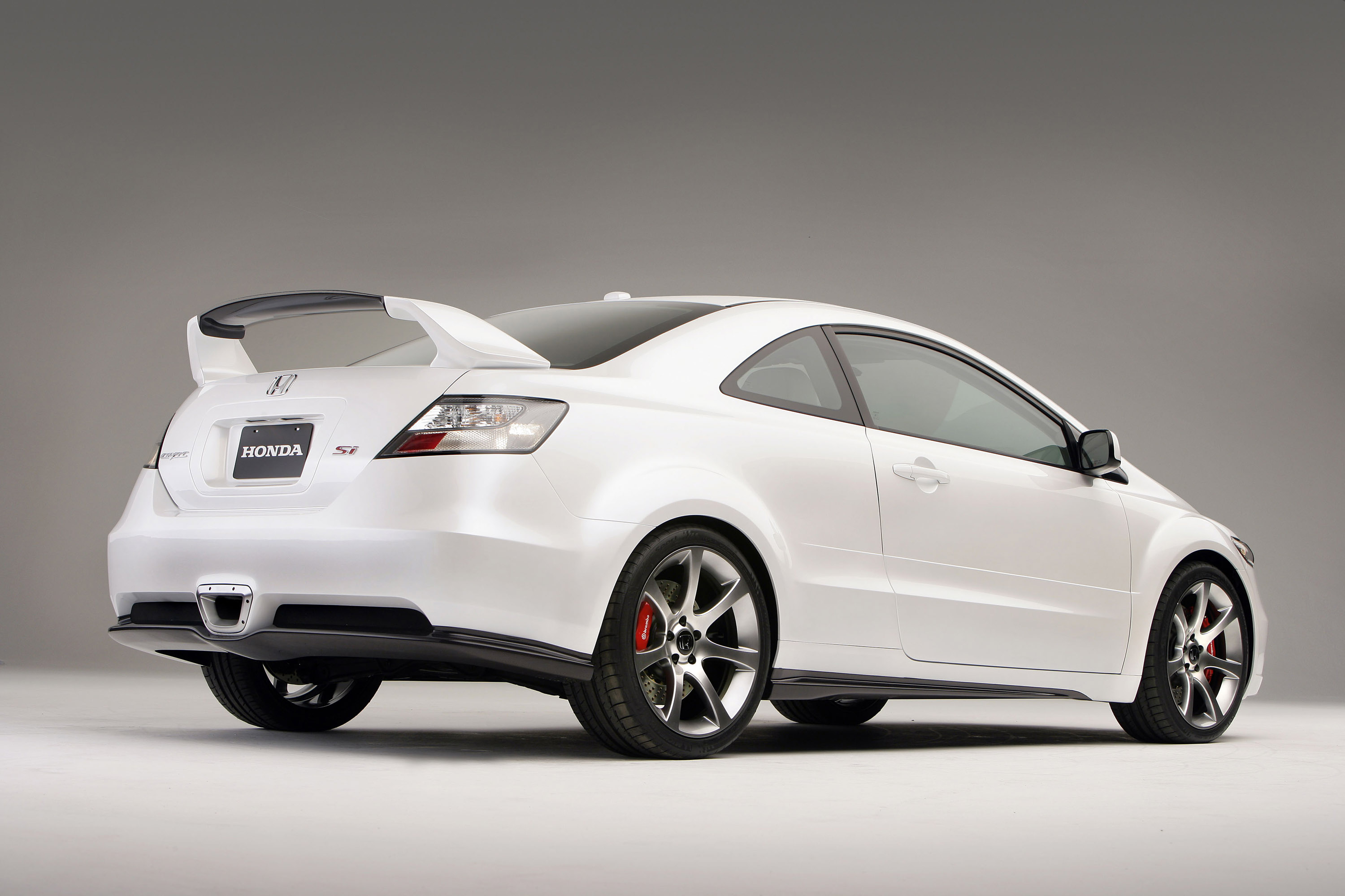 2005 Honda Civic Si Sport Concept Thumbnail Photo 72427
