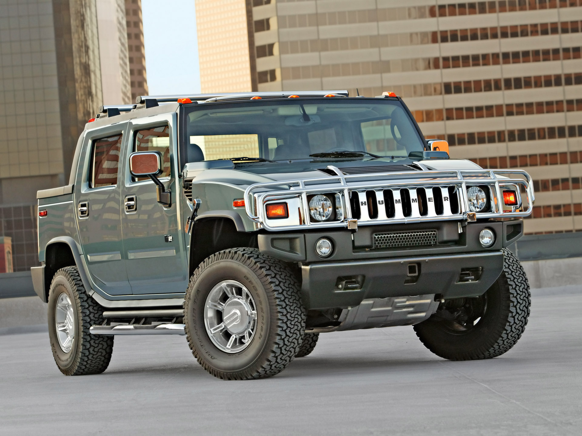 2005 Hummer H2 Sport Utility Truck Thumbnail Photo 67379