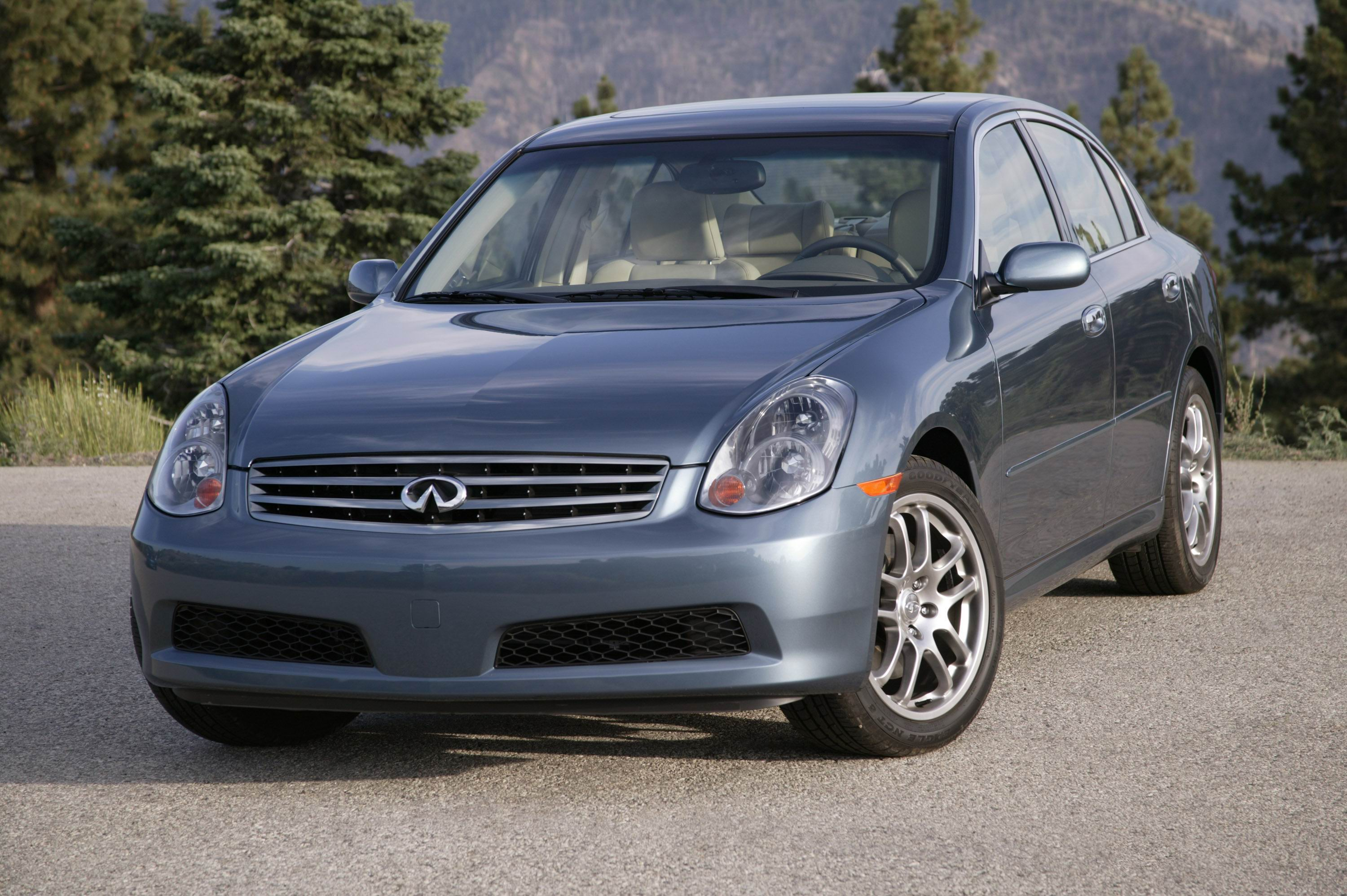 2005 infiniti g35 sedan hd pictures. Black Bedroom Furniture Sets. Home Design Ideas