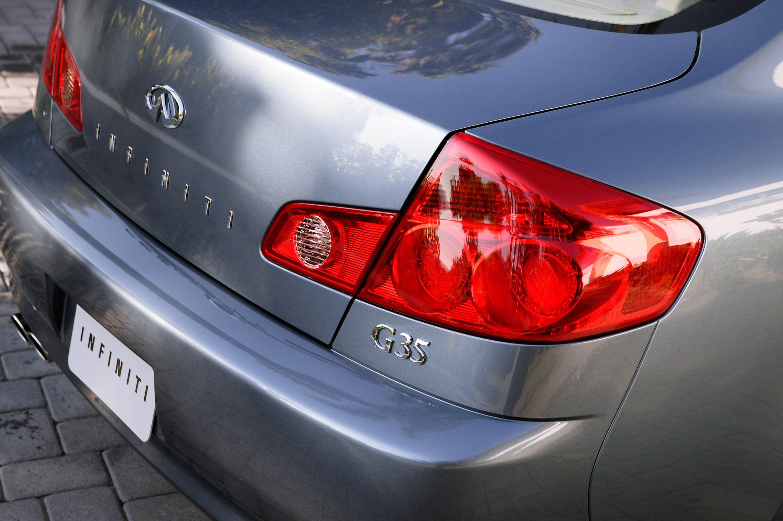 2005 Infiniti G35 Sedan - HD Pictures @ carsinvasion com
