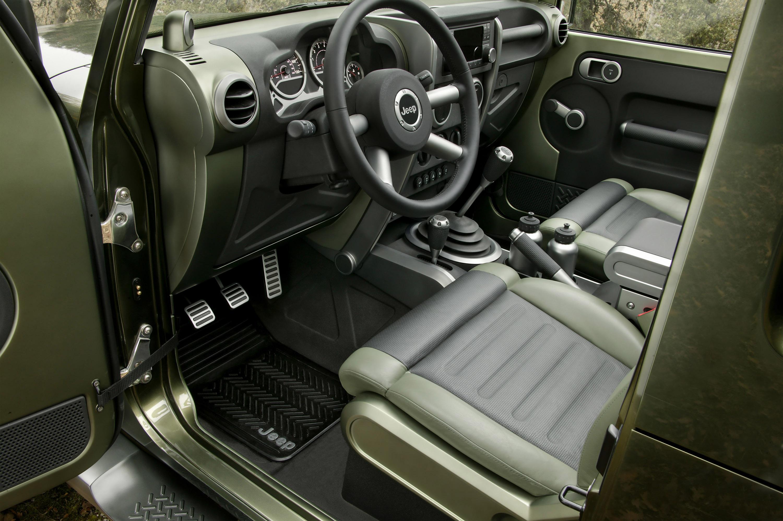 2005 Jeep Gladiator Concept HD carsinvasion