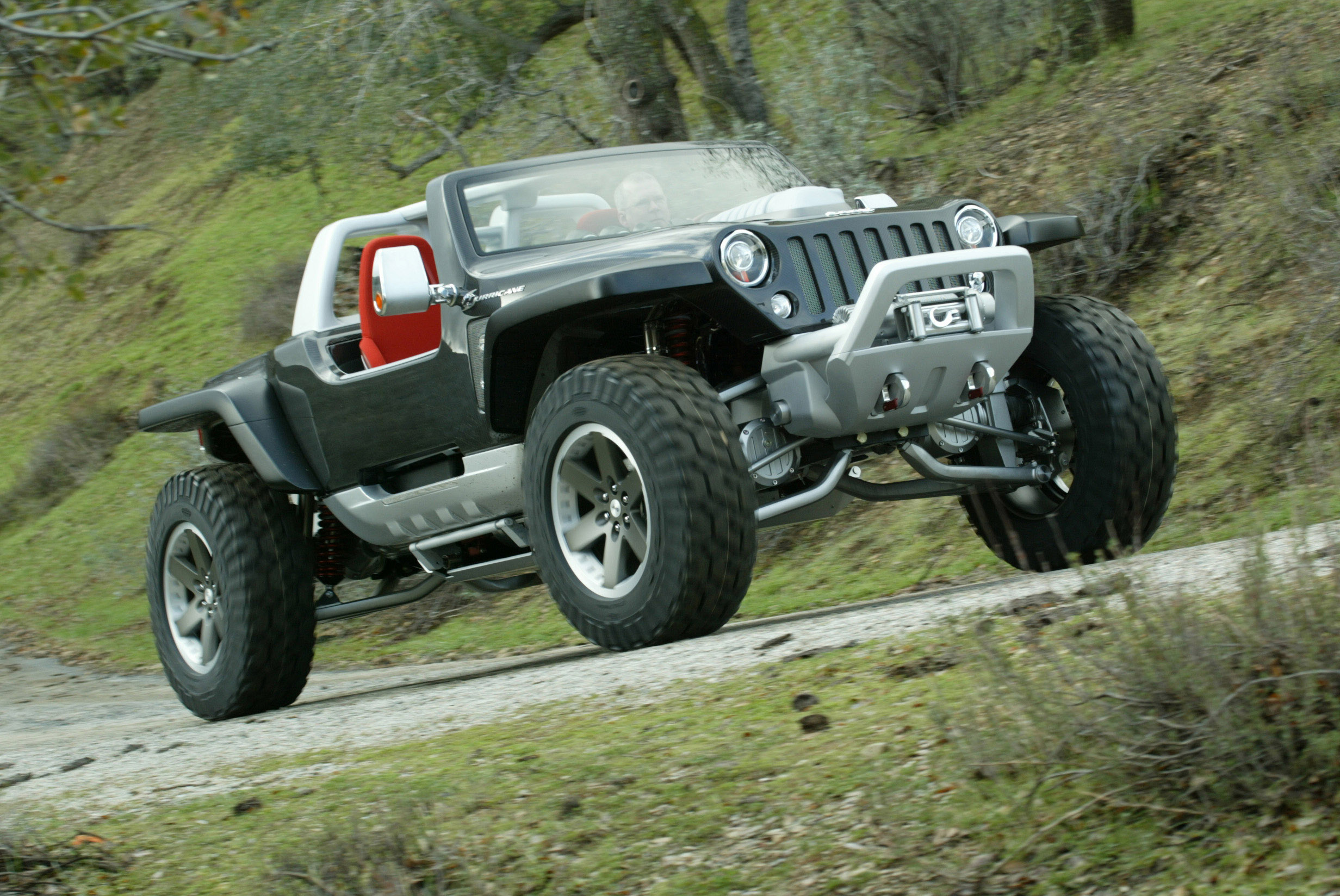 Jeep Hurricane Concept photo #2