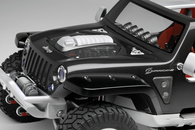 Jeep Hurricane Concept photo #7