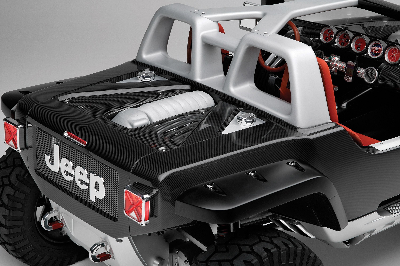 Jeep Hurricane Concept photo #8