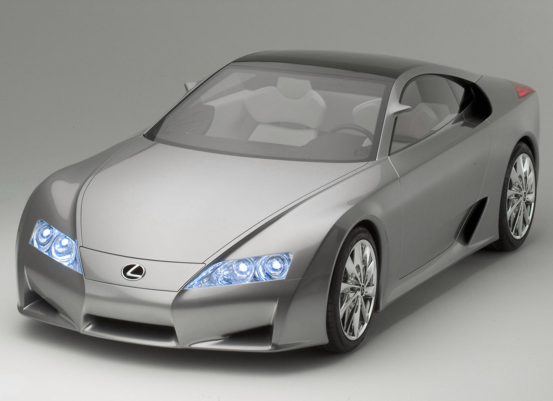 Lexus LF-A Concept photo #1
