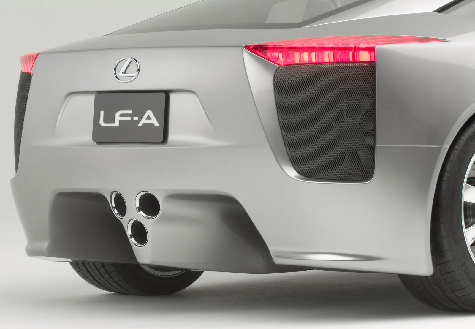 2005 Lexus LF-A Concept - HD Pictures @ carsinvasion.com