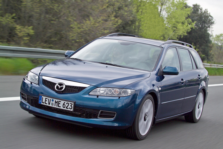 2005 Mazda 6 Wagon Facelift thumbnail photo 45516