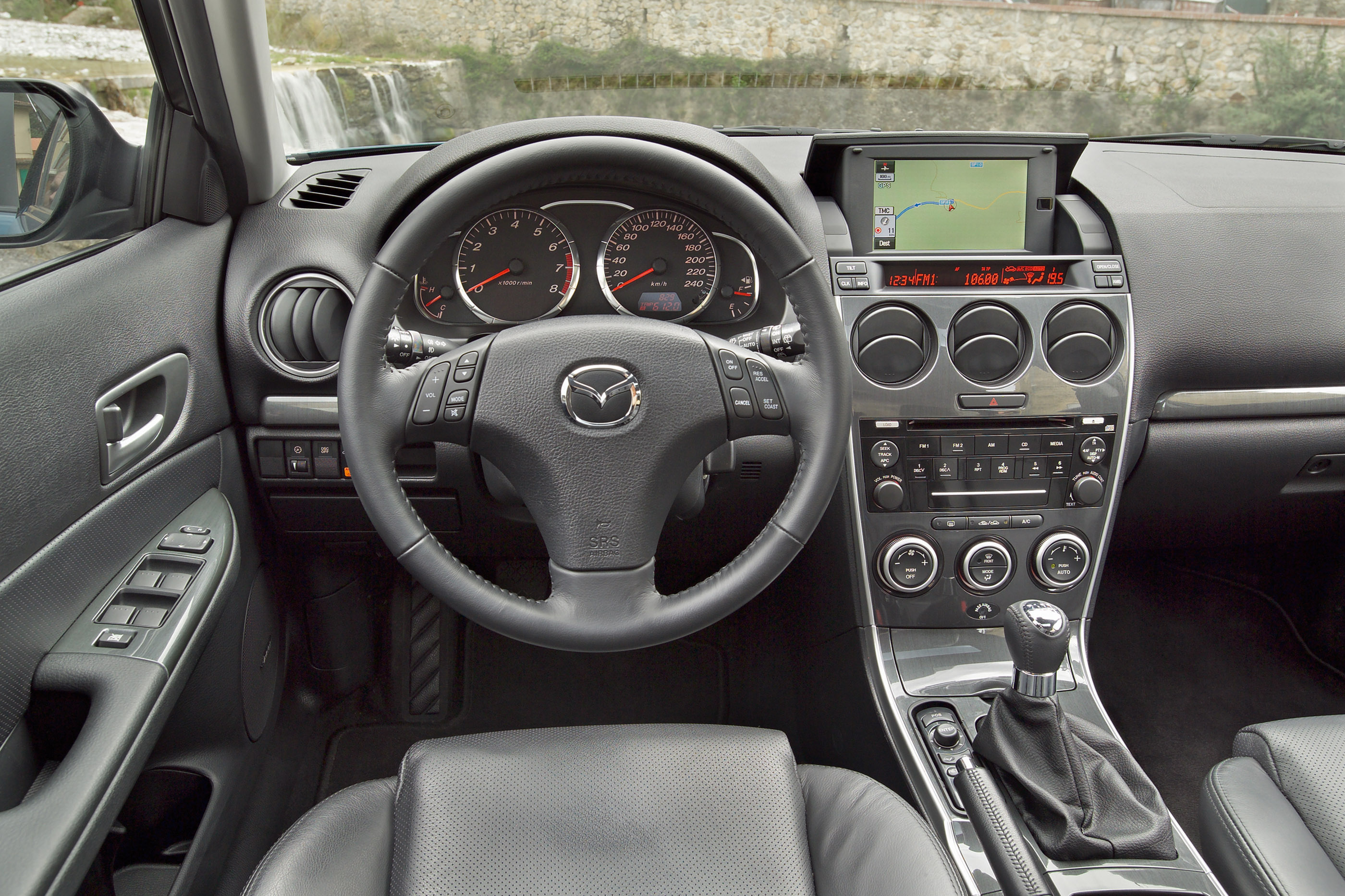 2005 Mazda 6 Wagon Facelift - HD Pictures @ carsinvasion.com