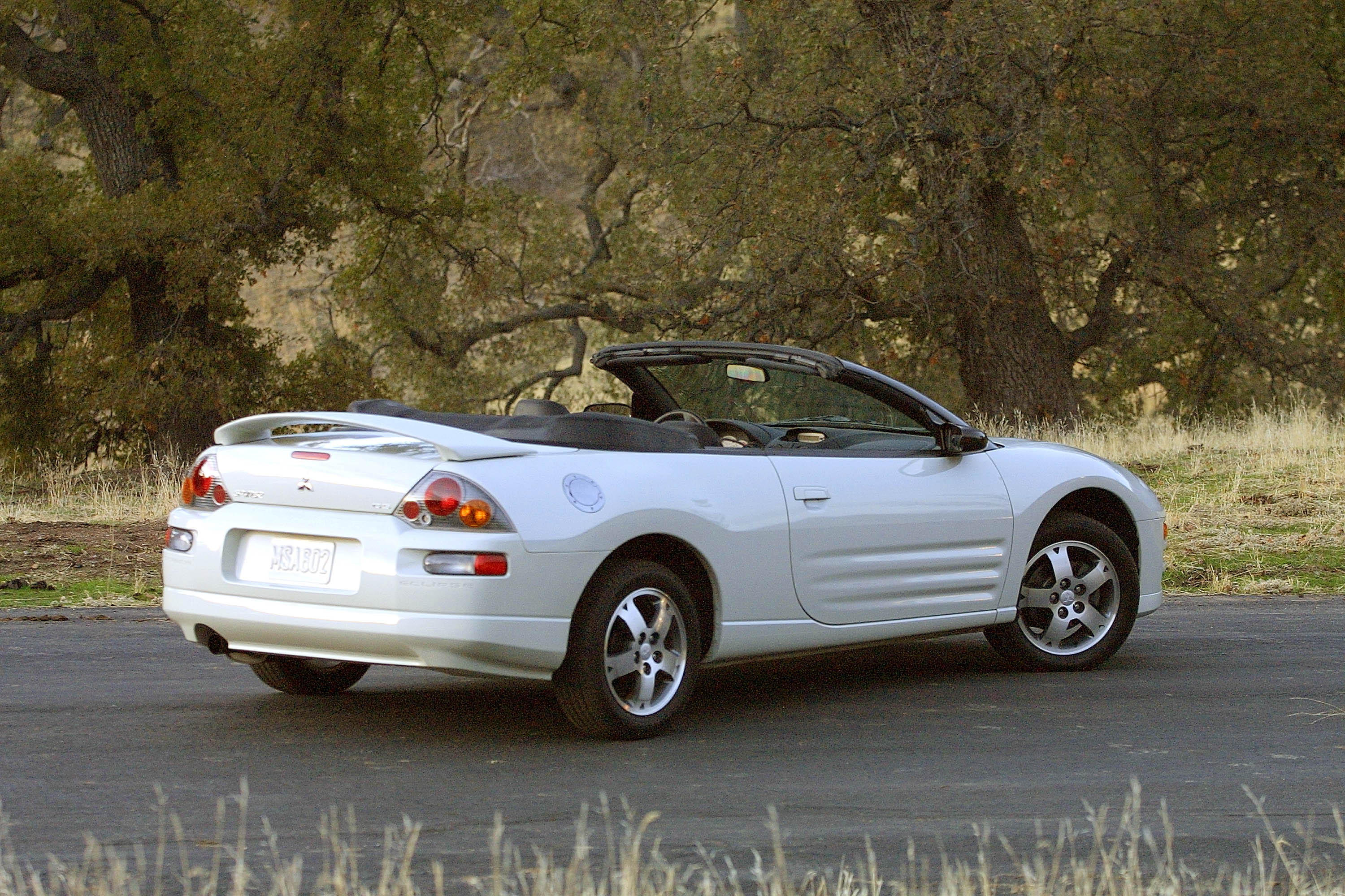 2005 mitsubishi eclipse spyder hd pictures. Black Bedroom Furniture Sets. Home Design Ideas