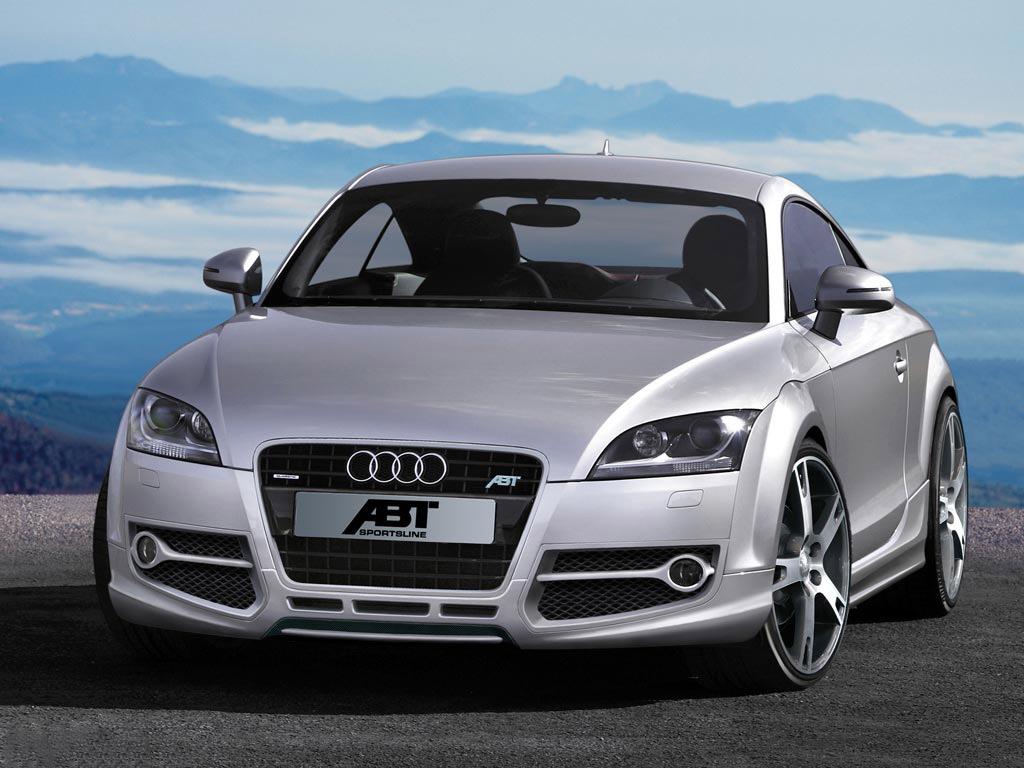 ABT Audi TT photo #1