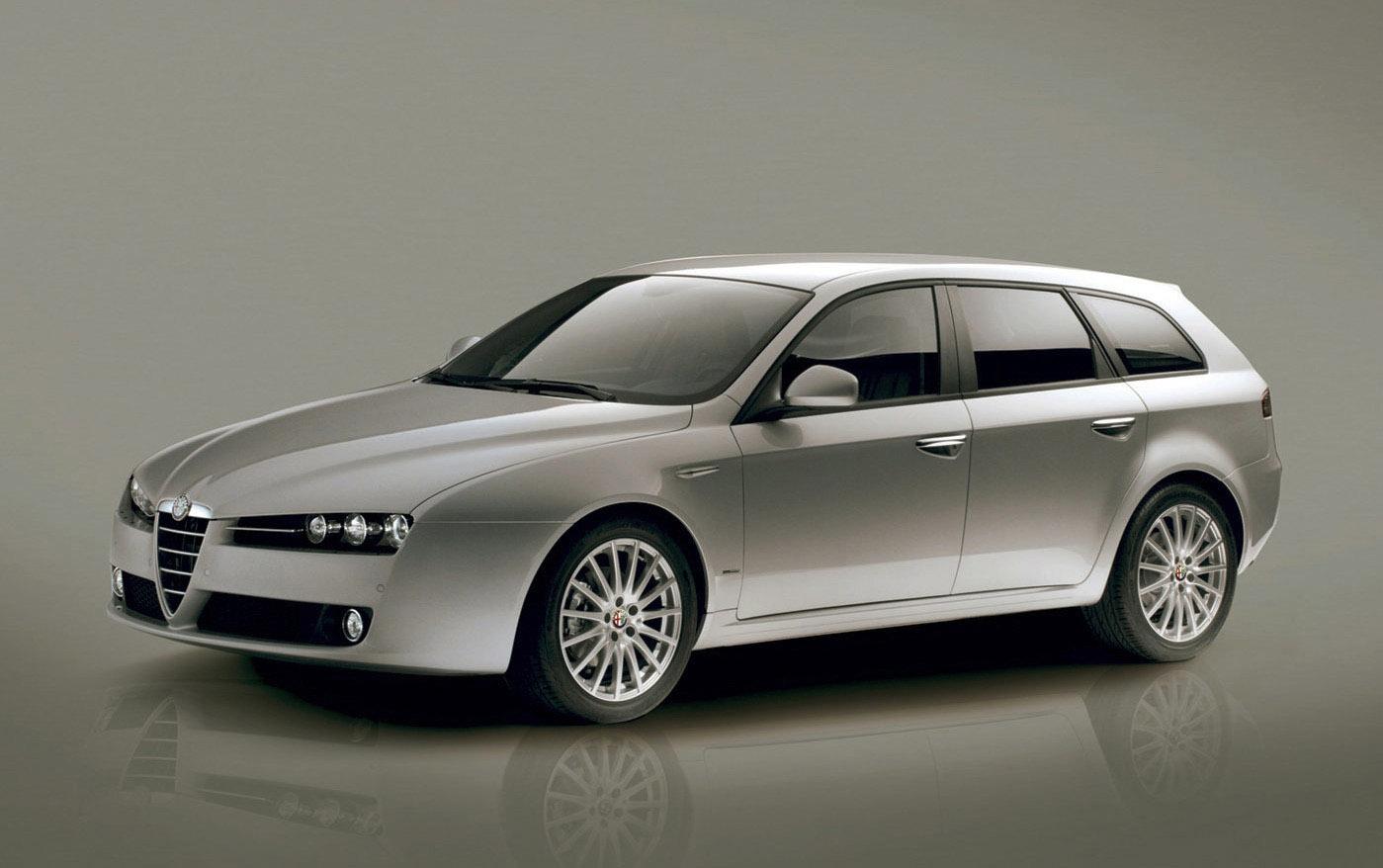 Alfa Romeo 159 Sportwagon photo #1