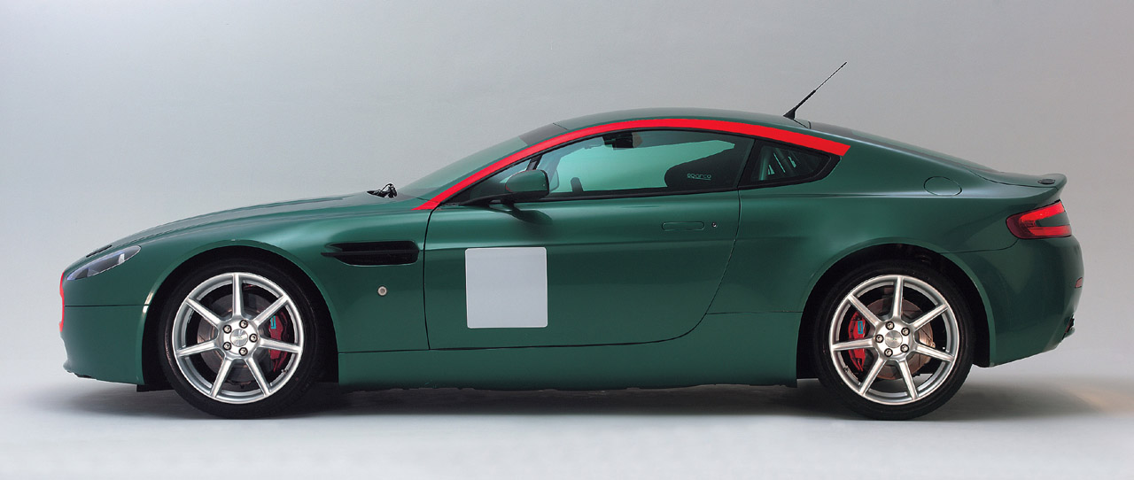Aston Martin Rally GT photo #2