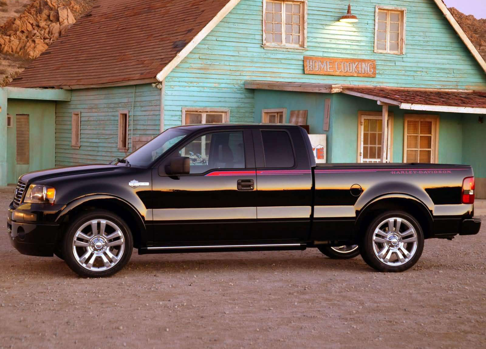 2006 Ford F150 Harley Davidson Hd Pictures