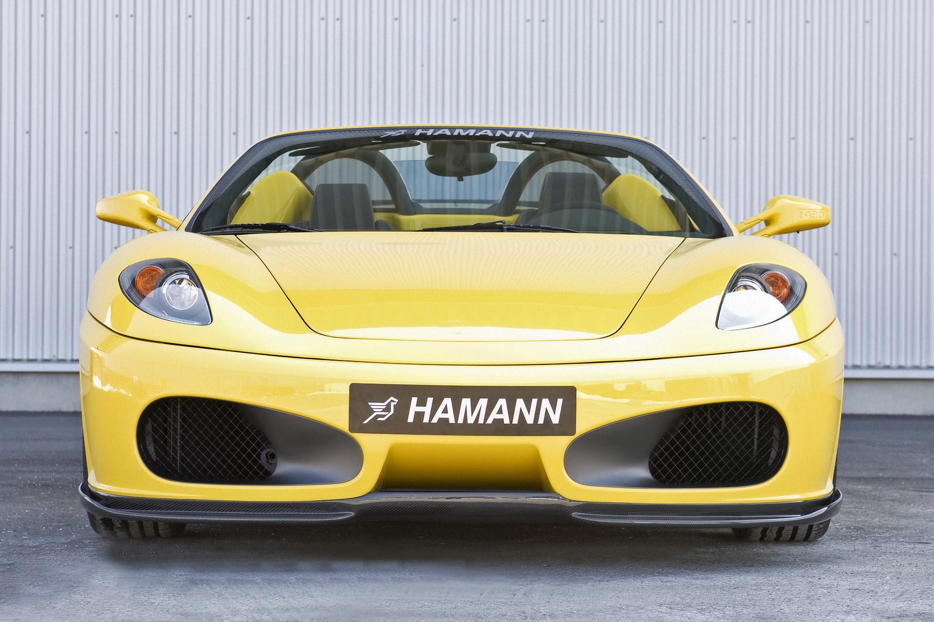 Hamann Ferrari F430 Spider photo #1