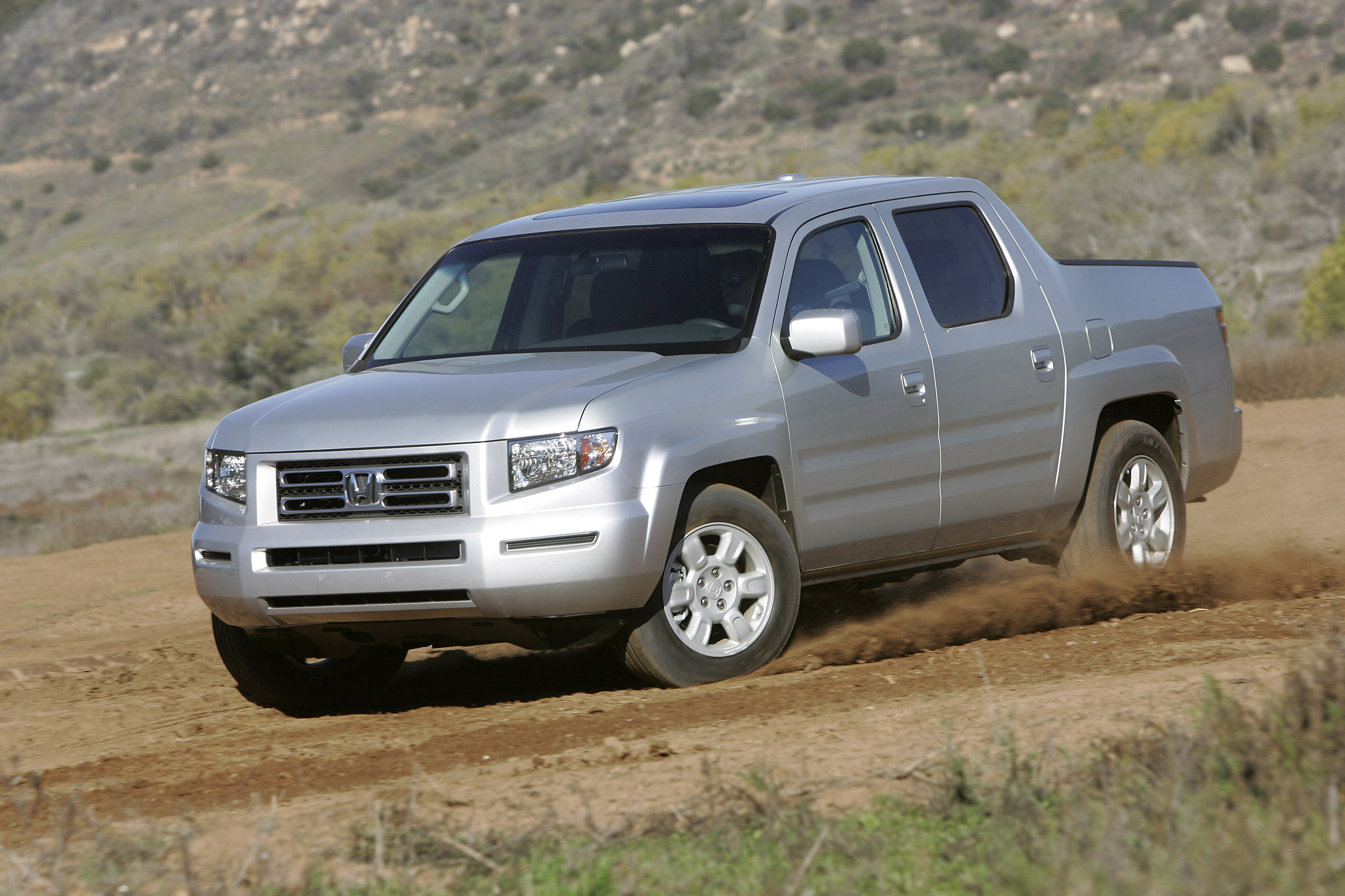 2006 Honda Ridgeline Rtl Hd Pictures Boat Towing With Thumbnail Photo 71898
