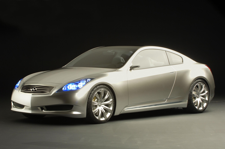 Infiniti Coupe Concept photo #1