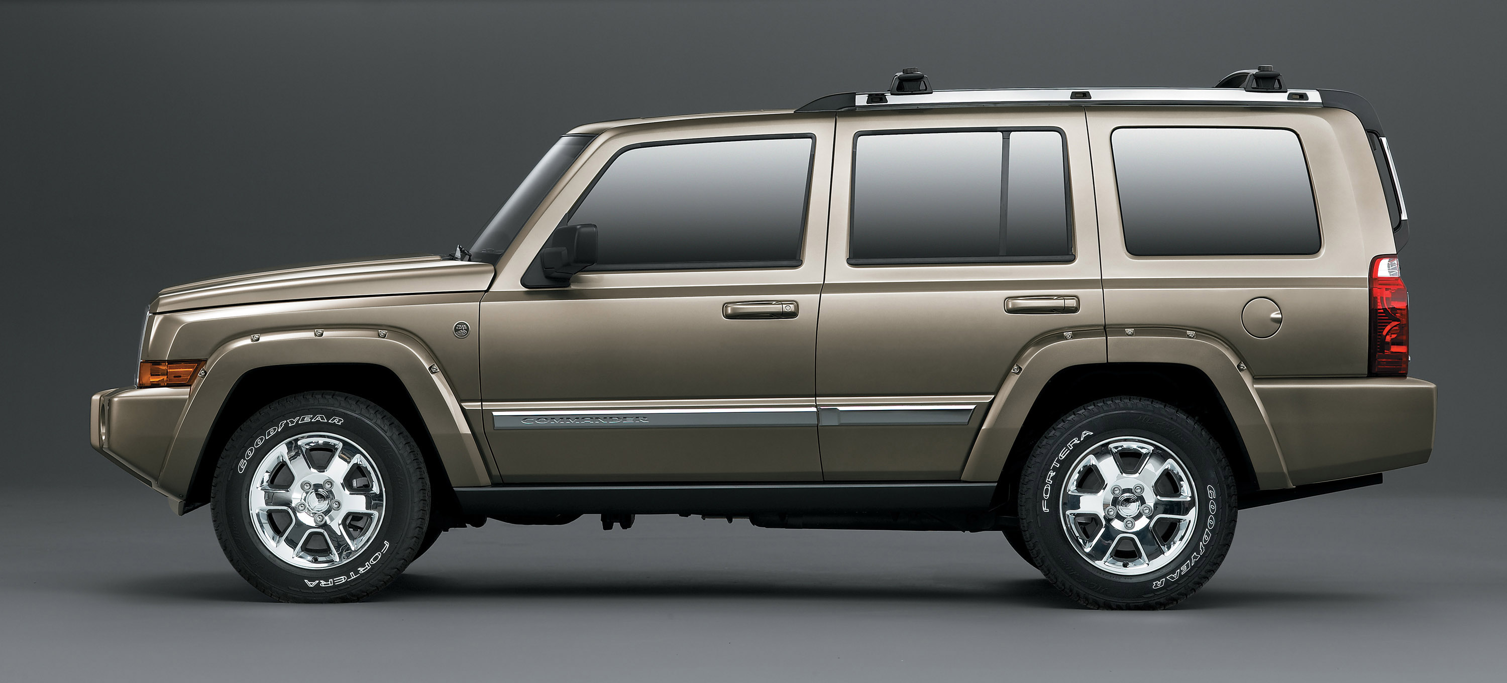 2006 jeep commander 4x4 limited 5.7 hemi - hd pictures