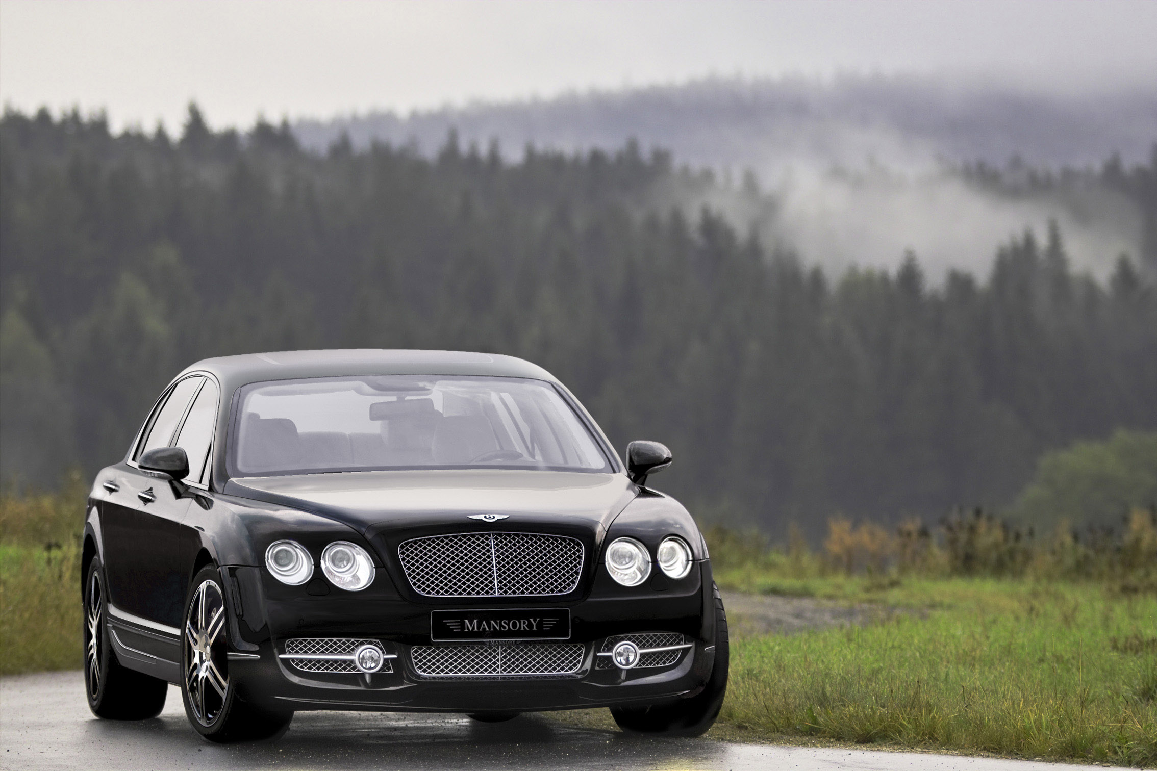 2006 Mansory Bentley Continental Flying Spur Hd Pictures Carsinvasion Com