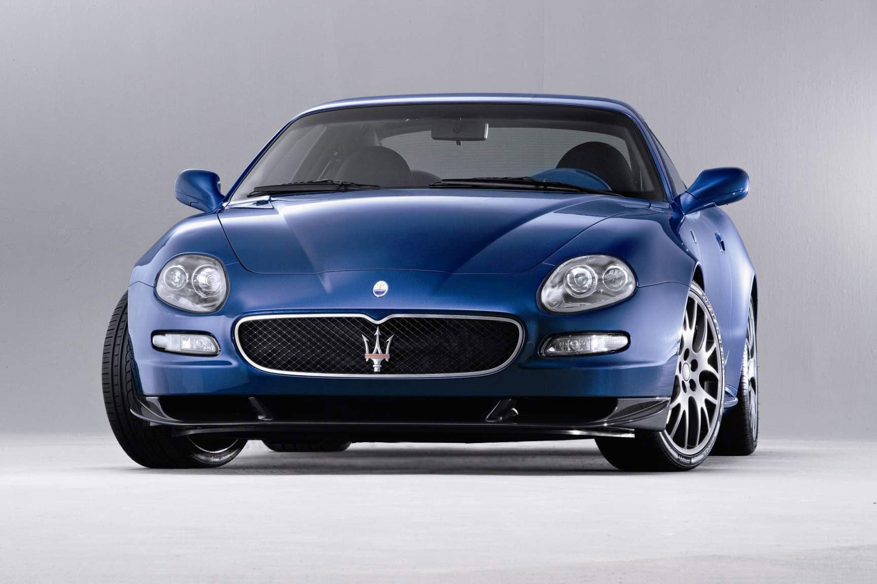 Maserati GranSport MC Victory photo #1