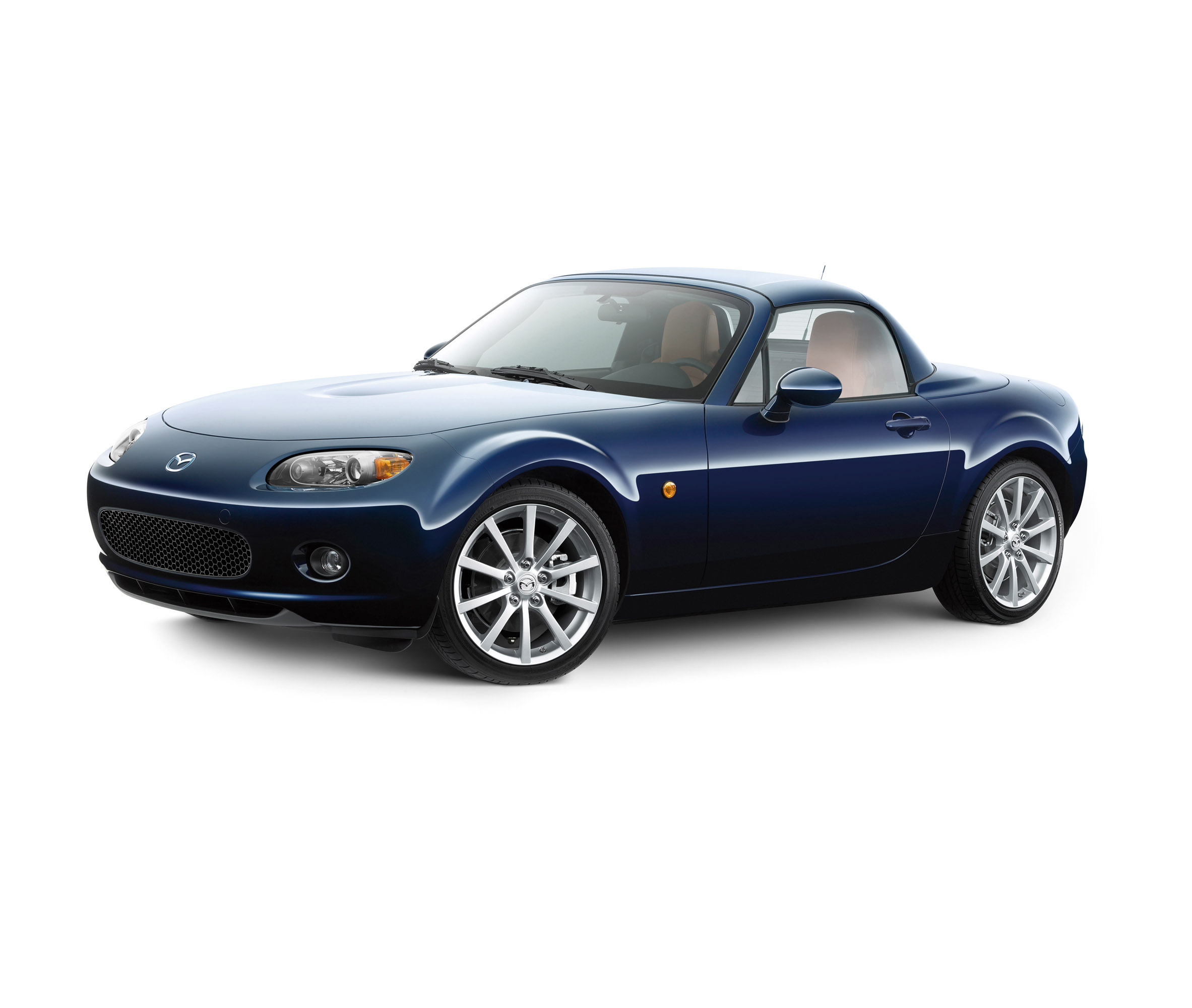 Mazda MX-5 Roadster Coupe photo #1