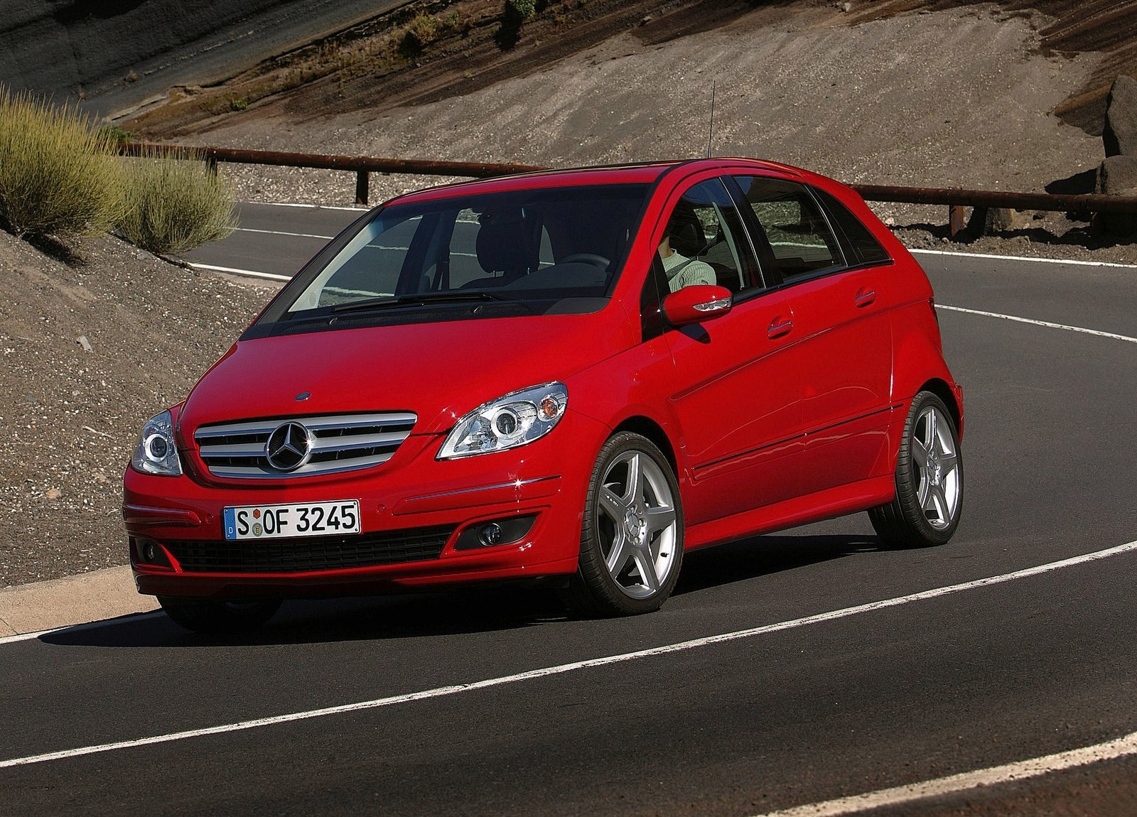 2006 mercedes benz b200 turbo hd pictures. Black Bedroom Furniture Sets. Home Design Ideas