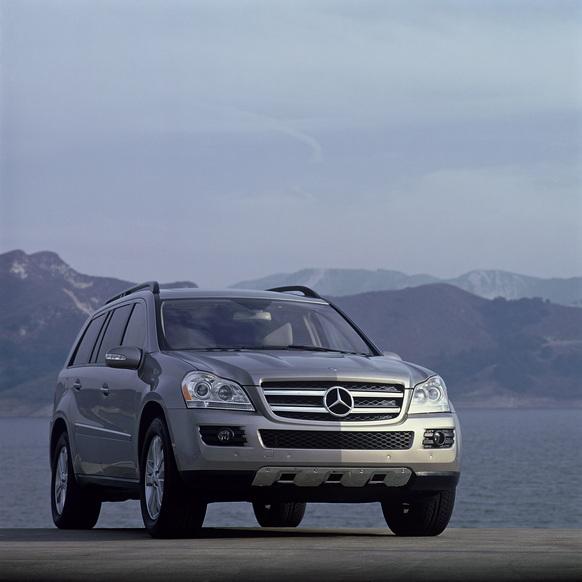 2006 mercedes benz gl class hd pictures. Black Bedroom Furniture Sets. Home Design Ideas