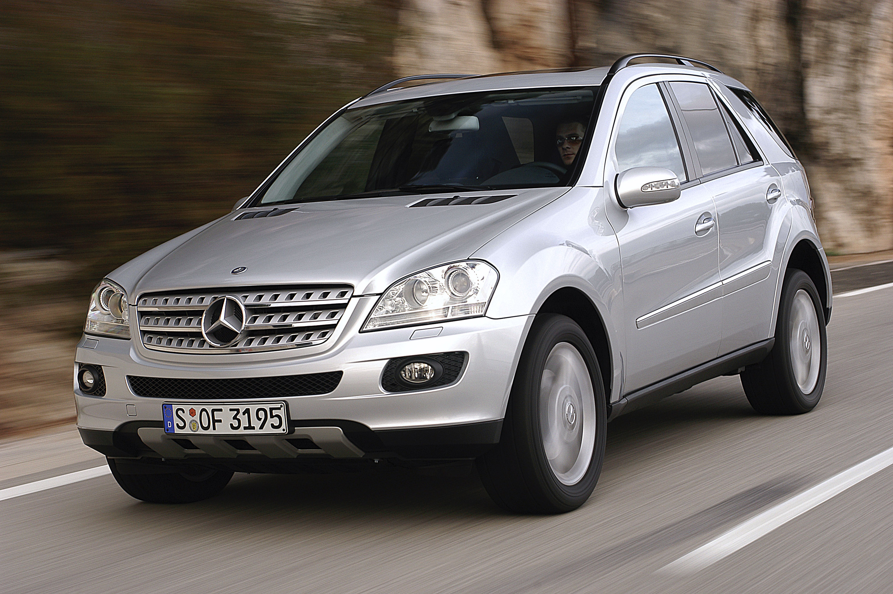 2006 mercedes benz ml350 hd pictures