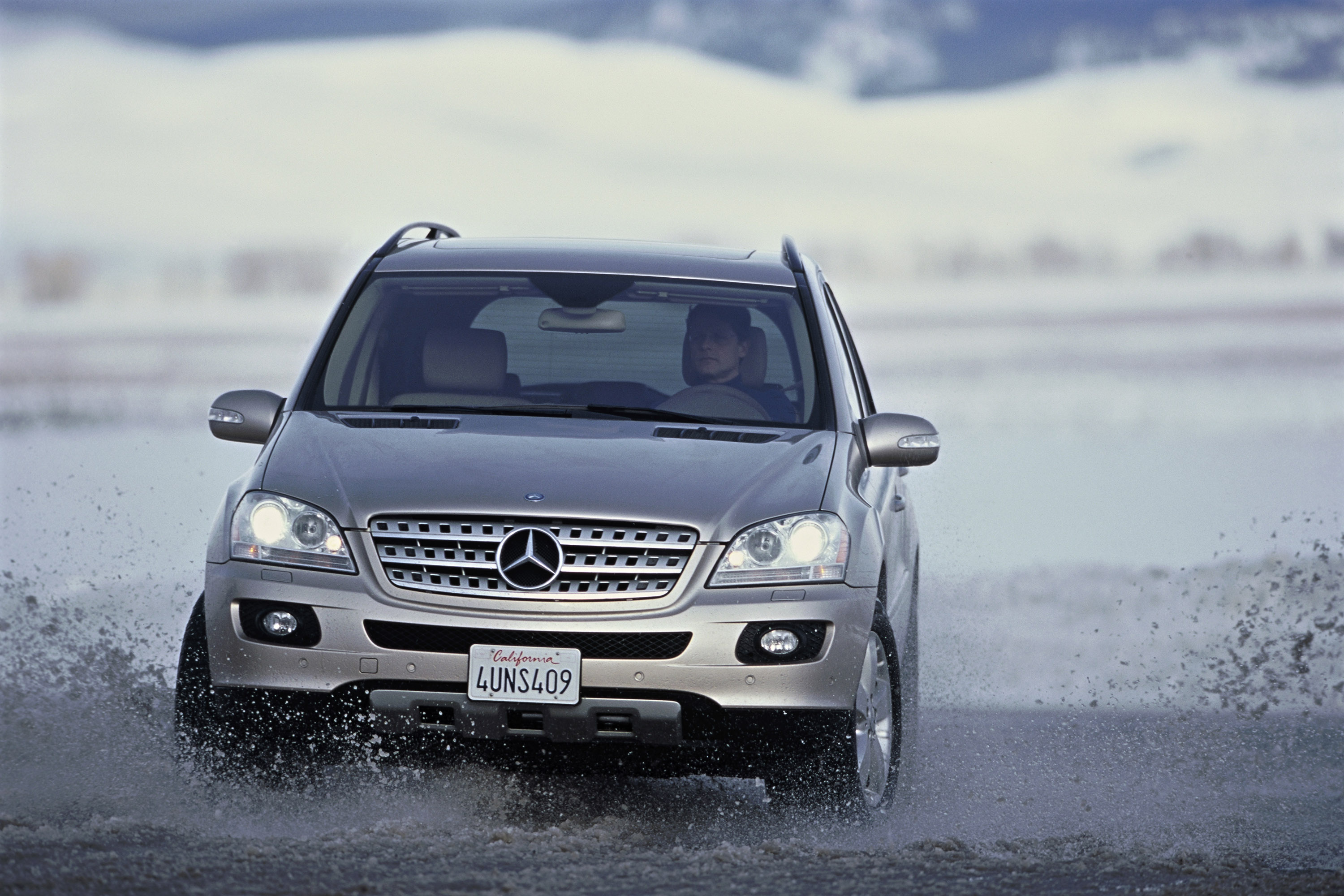 2006 mercedes benz ml500 hd pictures. Black Bedroom Furniture Sets. Home Design Ideas
