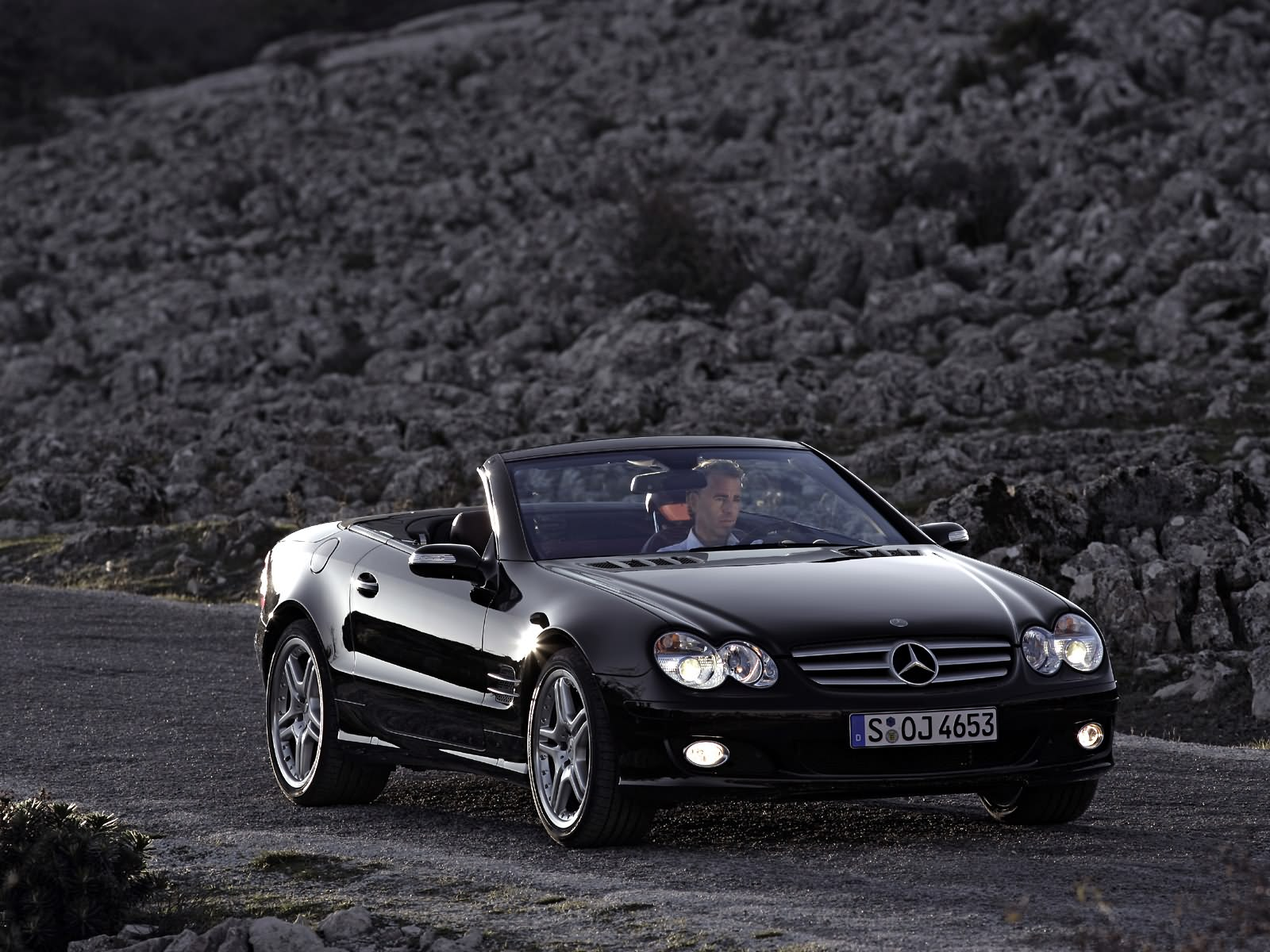mercedes benz sl350 picture 4 of 22 my 2006 size 1600x1200. Black Bedroom Furniture Sets. Home Design Ideas