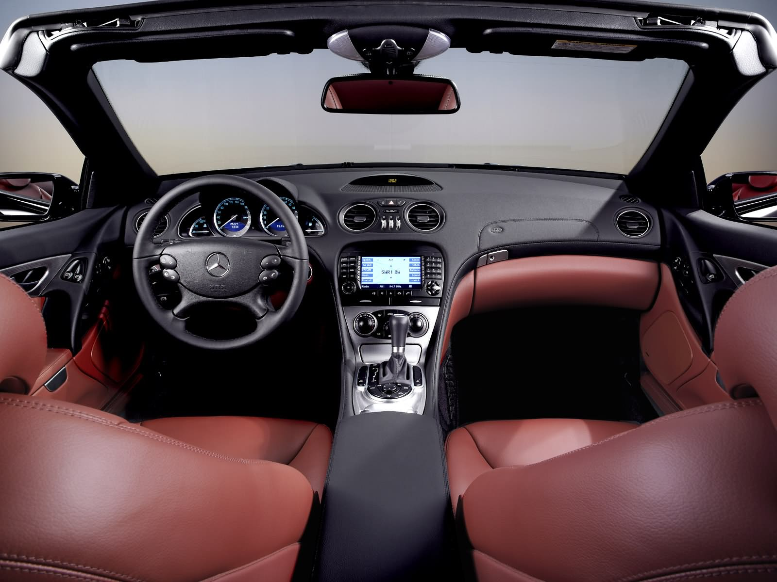 mercedes benz sl350 picture 7 of 22 my 2006 size 1600x1200. Black Bedroom Furniture Sets. Home Design Ideas