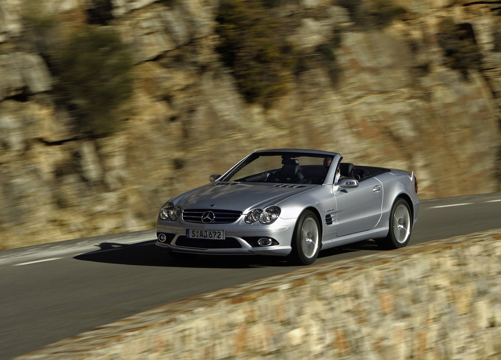 2006 mercedes benz sl55 amg hd pictures for Mercedes benz sl55