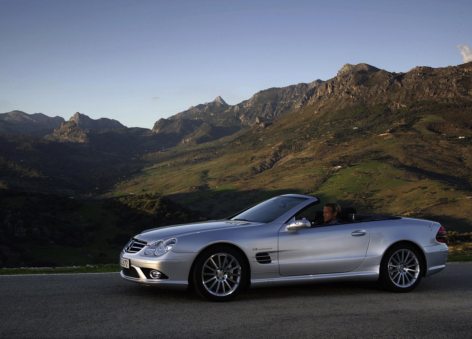 Mercedes Benz Sl Value