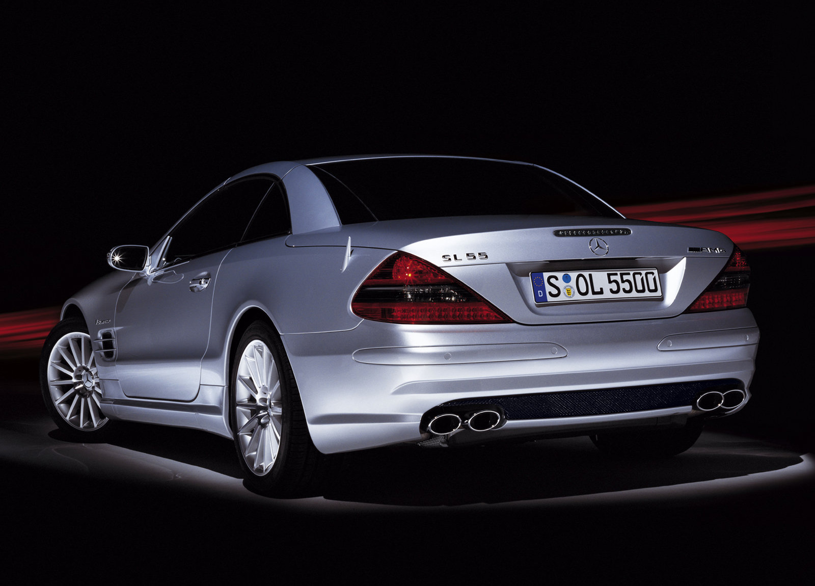 2006 mercedes benz sl55 amg hd pictures for Mercedes benz sl 55 amg