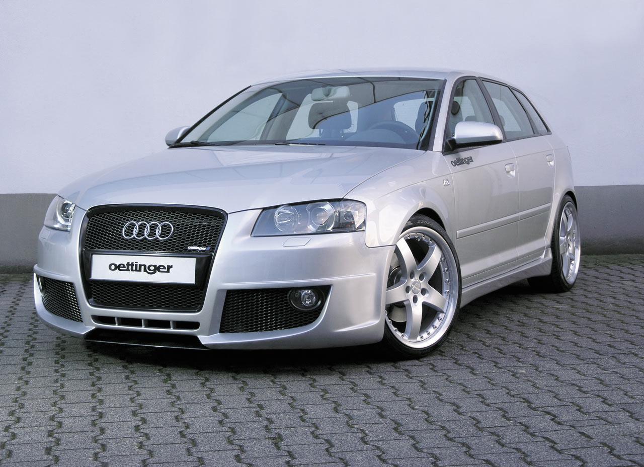 Oettinger Audi A3 Sportback photo #1