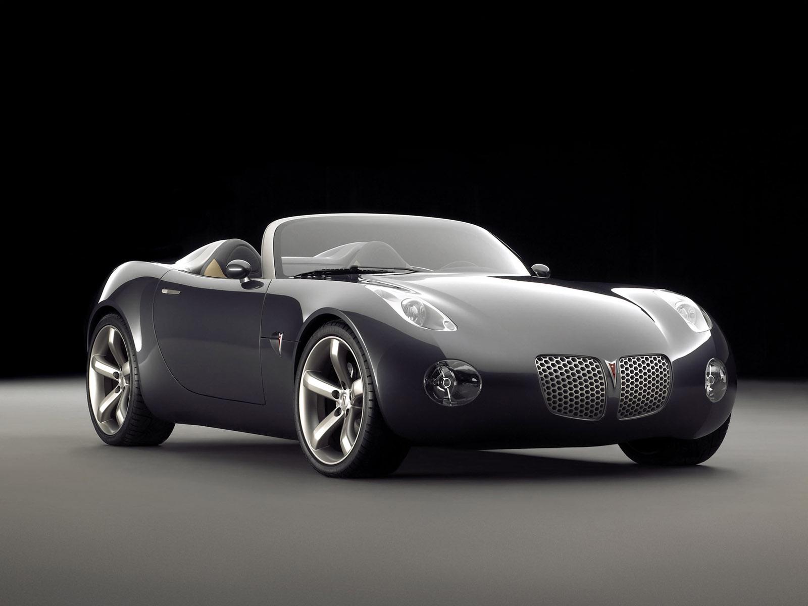Pontiac Solstice Roadster Concept photo #1