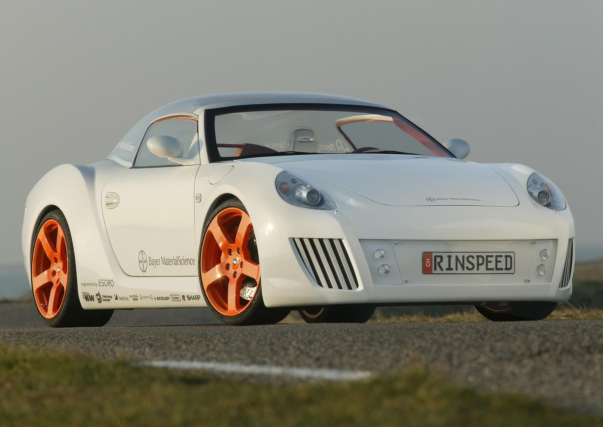 Rinspeed Porsche 911 S zaZen photo #1