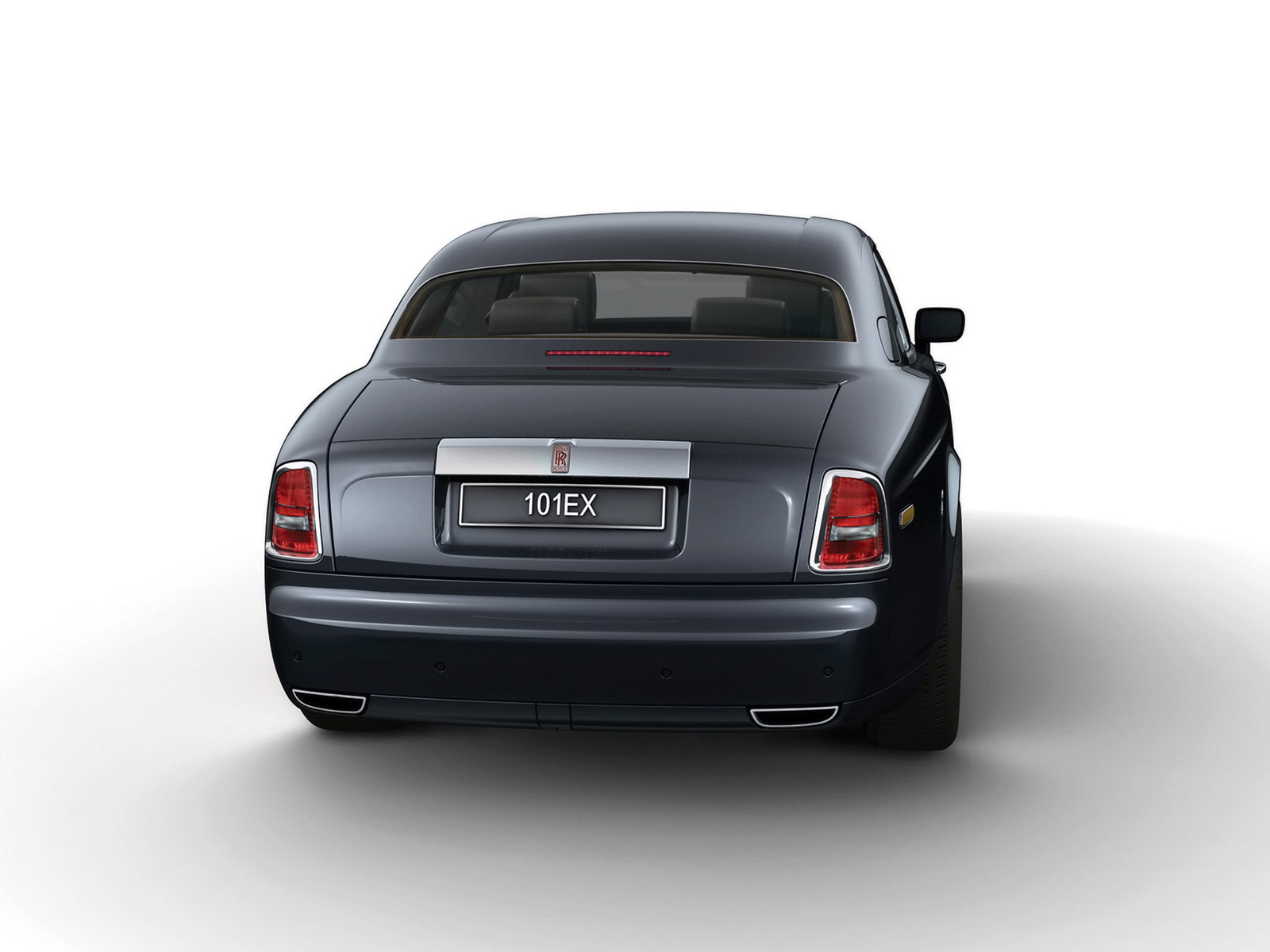 Rolls-Royce 101EX Concept photo #8